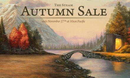 Steam's Autumn Sale has kicked off
