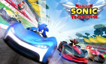 Team Sonic Racing TGS 2018 With Takashi Iizuka