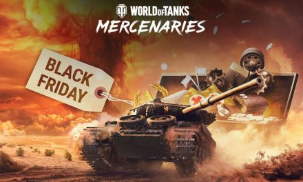 World of Tanks publishers join in with the Black Friday sales