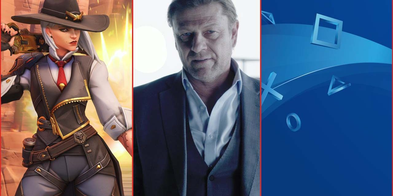 The Weekly News Roundup: Overwatch, Hitman 2, and PlayStation