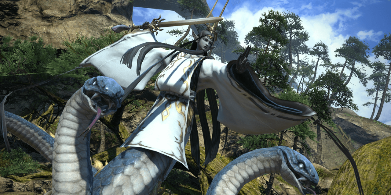 New Final Fantasy XIV Patch Hits Next Month
