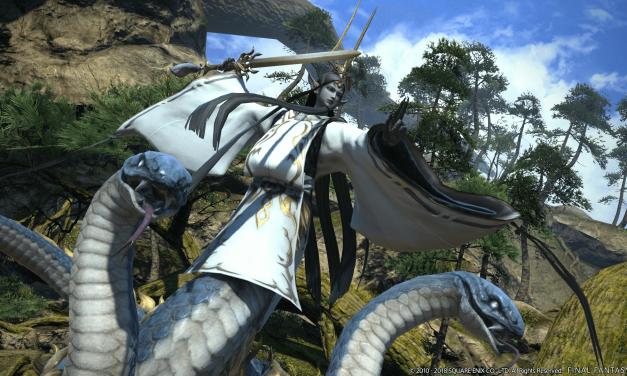 New Final Fantasy XIV Patch Hits Next Month