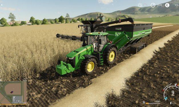 Introducing the Farming Simulator League