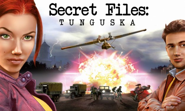 Thriller Secret Files Tunguska Is Now Available For Switch Players