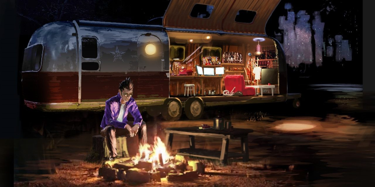 Travis Strikes Again: No More Heroes is heading to PS4 and PC