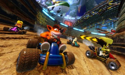 Crash Team Racing Nitro-Fueled announced, racing to consoles next year