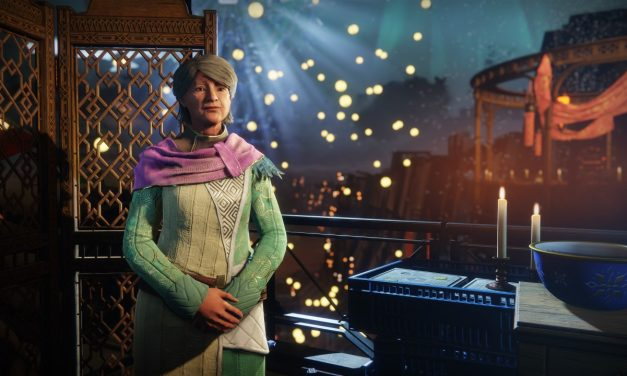 Eva Levante has got the Tower's oven heating up in Destiny 2 again