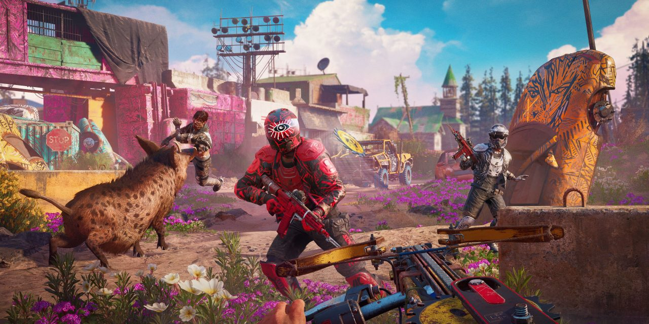 UK Gaming Chart – w/e February 16, 2019