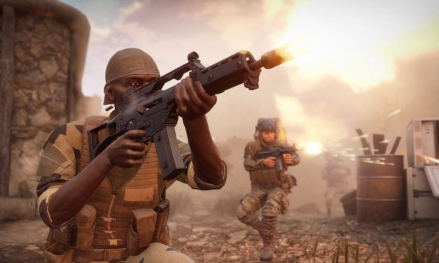 Review: Insurgency: Sandstorm