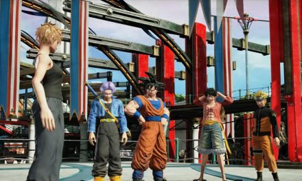 Four more join the Jump Force roster in this new story trailer