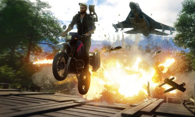 Join The Just Cause 4 Stunt Squad