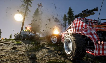 Vehicular Battle Royale, notmycar heads into closed beta this weekend