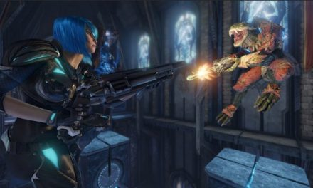 Quake Champions introduces CTF mode and more