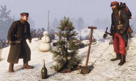 Verdun developers asks for your support by planting trees in trenches