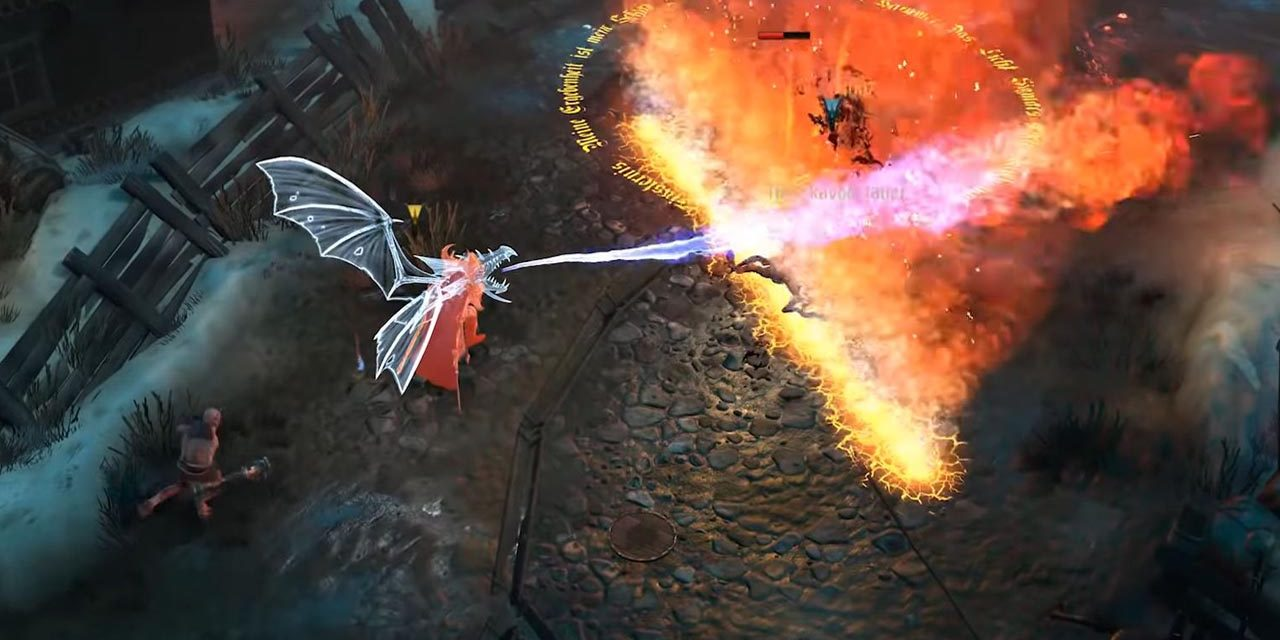 Warhammer: Chaosbane reveals High Elf mage gameplay