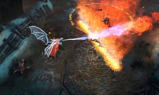 Warhammer: Chaosbane reveals High Elf mage gameplay