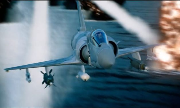 Ace Combat 7: Skies Unknown Launch Trailer Drops