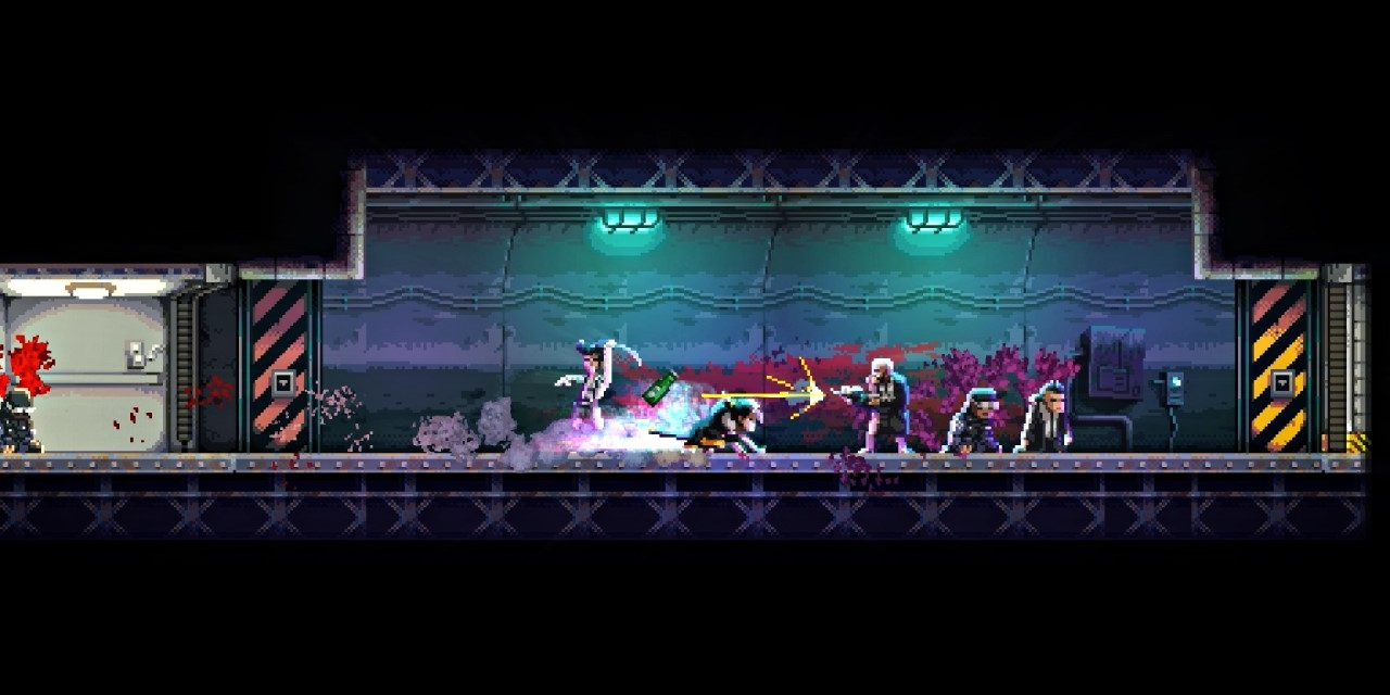 """Katana ZERO on Switch is getting another solution to those """"corrupted saves"""""""