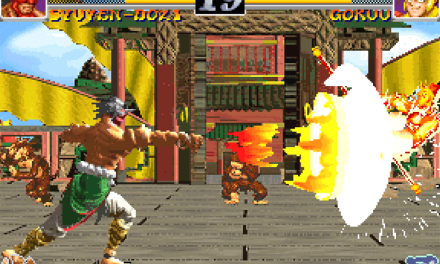 Another NEOGEO Fighter Available For Switch