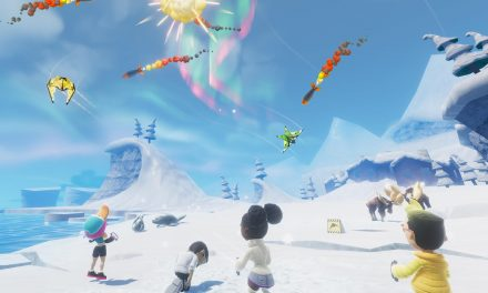 Stunt Kite Party Coming To Nintendo Switch