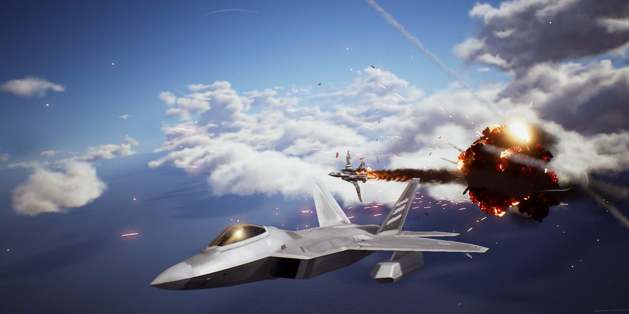 Ace Combat 7 Multiplayer Detailed