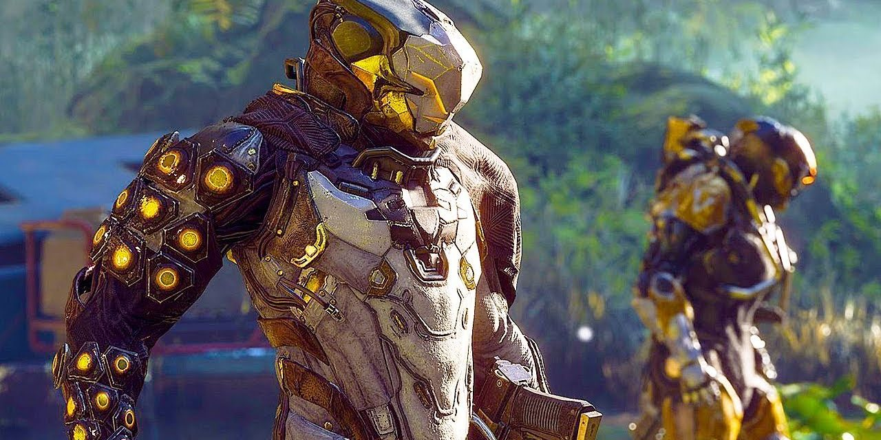 Launch Bay is Anthem's answer to the Tower