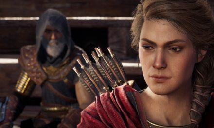 Assassin's Creed Odyssey Legacy of the First Blade Closing Chapter Now Available