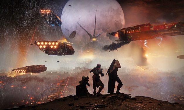 Destiny 2 Shows Off New Raid in Garden of Salvation Trailer