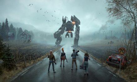 Generation Zero's killer robots will arrive in March!