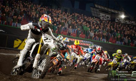 Monster Energy Supercross 2 reveals a new championship trailer