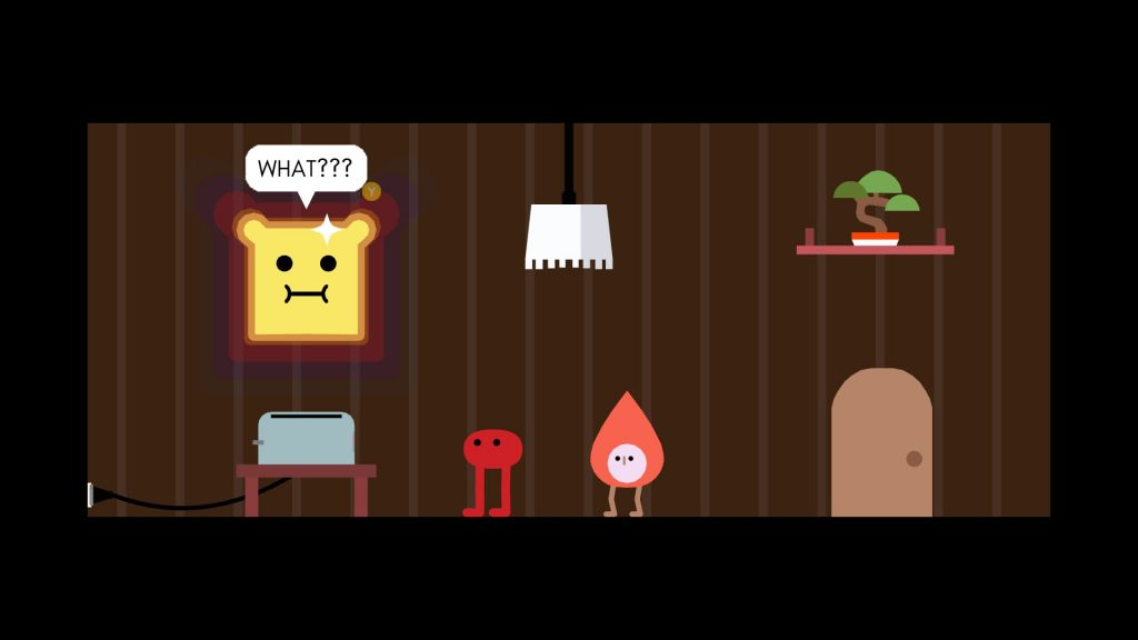 Pikuniku review - toaster