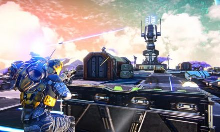 PlanetSide Arena's 500-player battle royale will be here in March
