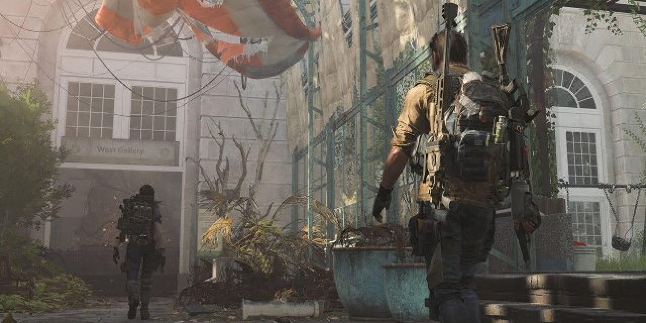 Ross Kemp has been narrating stories from the Dark Zone in The Division (and they're brilliant)