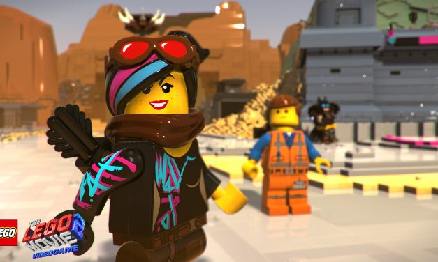 First Trailer for The LEGO Movie 2 Videogame