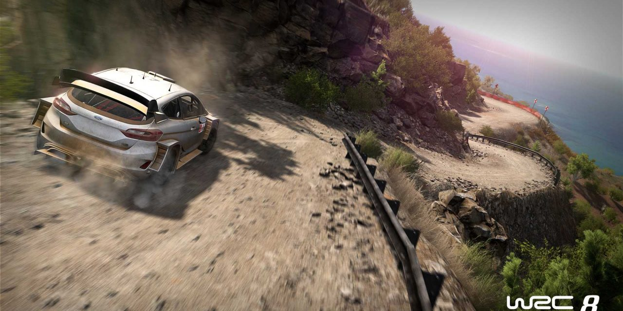 WRC 8 Announced