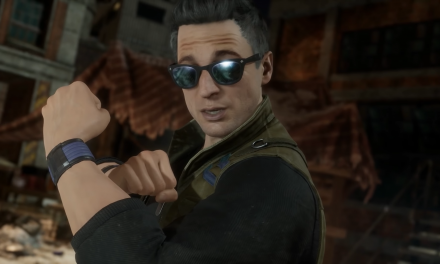 Classic Character Johnny Cage Joins Mortal Kombat 11