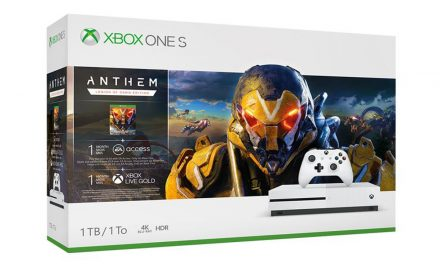 'Anthem' Xbox One S Console Bundle Announced