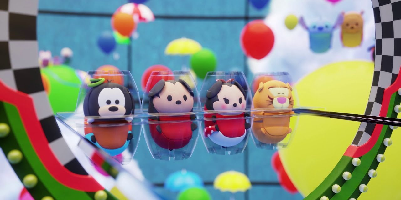 Disney Tsum Tsum Festival Announced For Nintendo Switch