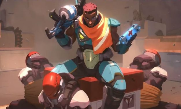 Combat Medic Baptiste and his Biotic Launcher arrive on Overwatch PTR