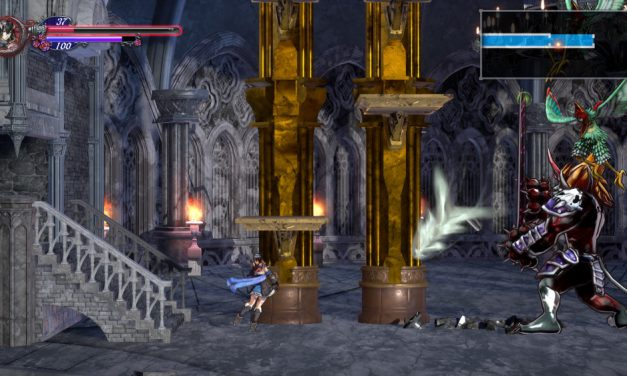 Bloodstained Confirmed For Switch