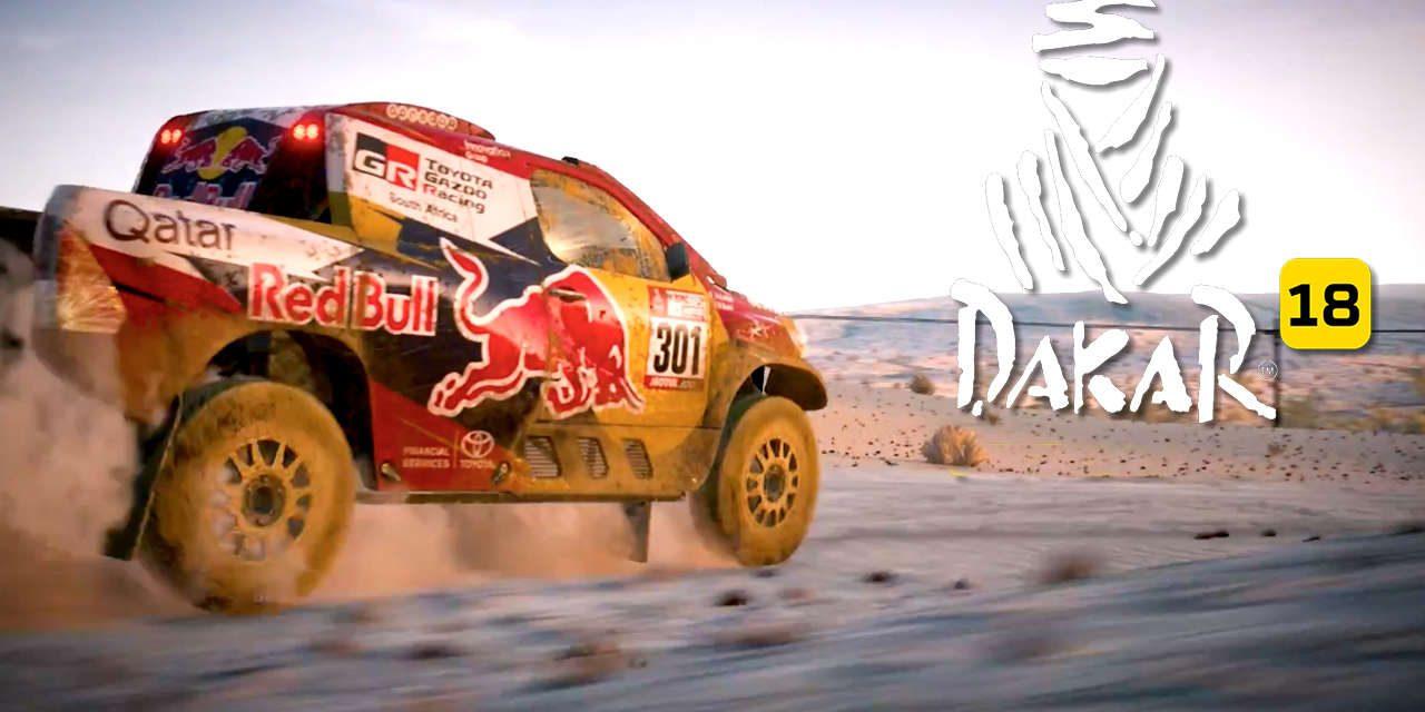 Dakar 18's First DLC Detailed