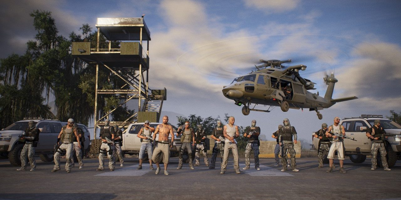 Ghost Recon Wildlands now has a Horde mode thanks to Special Operation 4