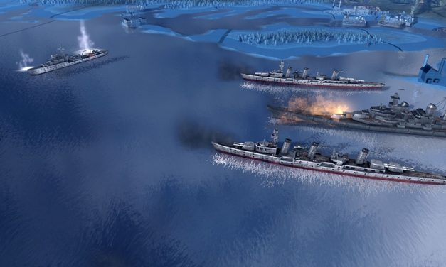 Hearts of Iron IV: Man the Guns Releasing This Month