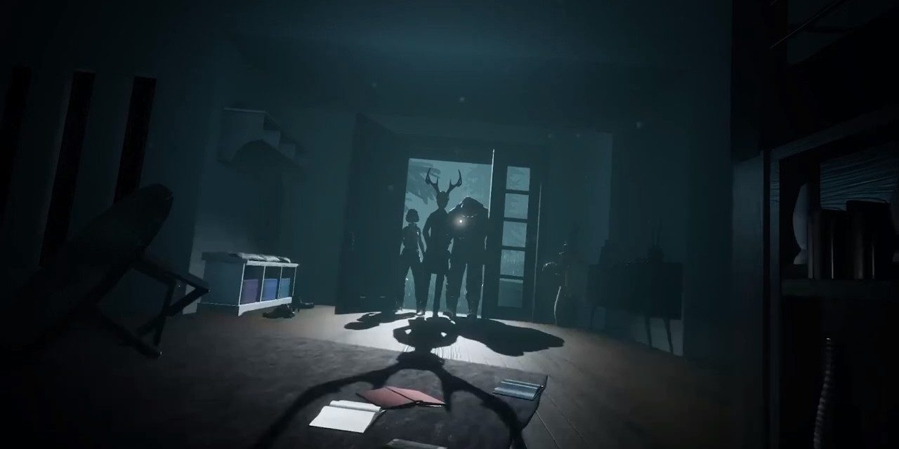 Intruders: Hide and Seek is a new PSVR horror that stars a scary-ass reindeer person