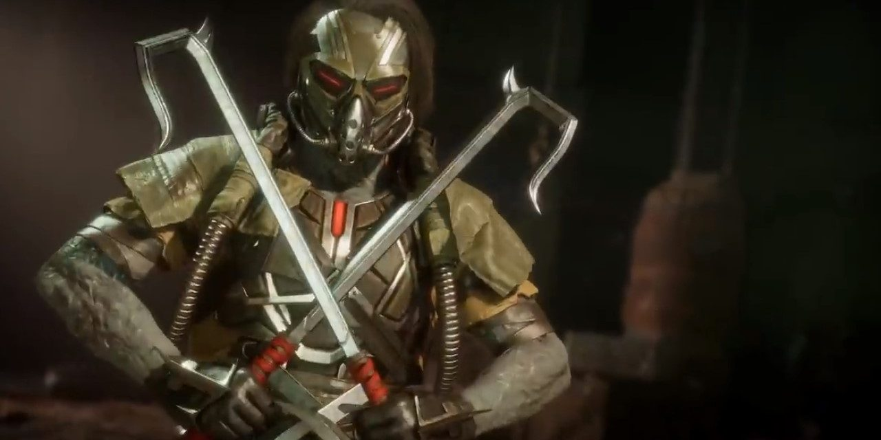 Kabal is ready to slice and dice after his Mortal Kombat 11 reveal