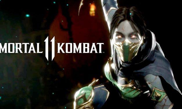 ICYMI: Jade Coming To Mortal Kombat 11