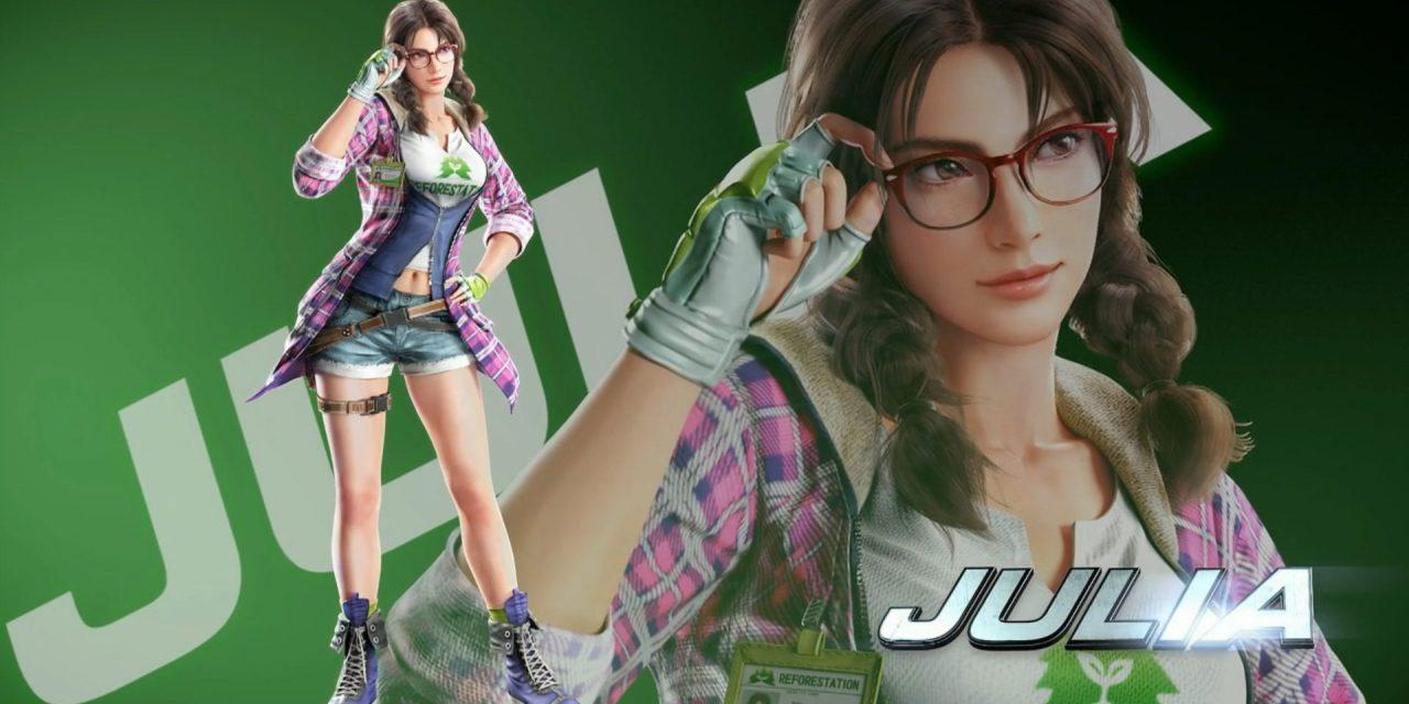 Julia And Negan Coming To Tekken 7