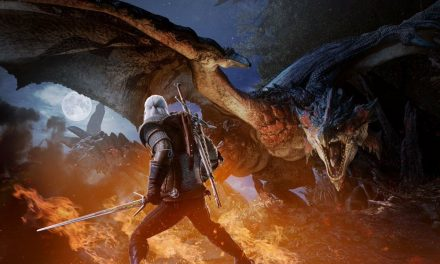 The Witcher 3's Geralt Coming To Monster Hunter World