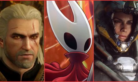 The Weekly News Roundup: Geralt comes to Monster Hunter, Anthem launch trailer, and Hollow Knight gets a sequel