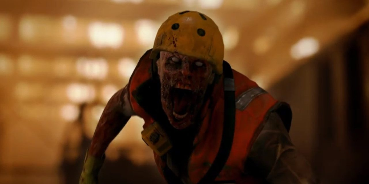 Zombie hordes star in the new World War Z trailer